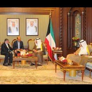 Kuwait PM, Culture Minister Confer