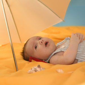 Filtered Sunlight Cheap Way to Treat Infant Jaundice