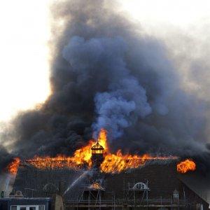 Battersea Arts Centre on Fire, People in Tears