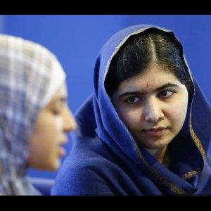 Malala Seeking $1.4b to Educate Syrian Refugees