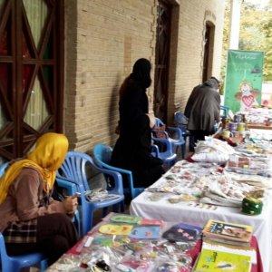 Sale Booths in Parks for Female Breadwinners