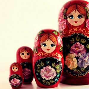 Life, Death and Matryoshkas