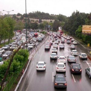 Tehran Noise Pollution  at Record High