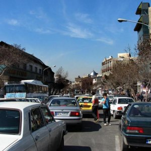 Plan to Help Curb  Tehran Noise Pollution