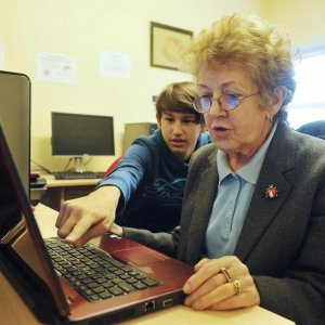 Nursing Home Doubles as Student Dorm