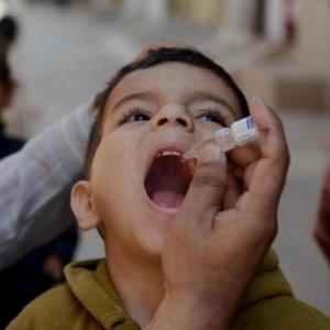 Polio Immunization Program