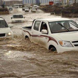 12 Dead in Flash Floods