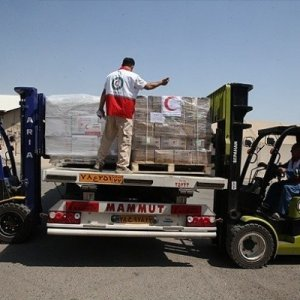 Aid for Afghans