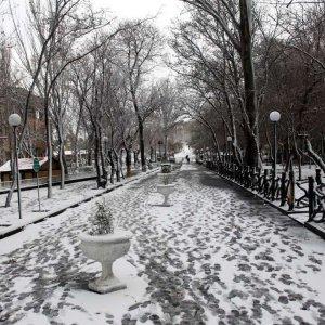 Snow,  Blizzard in  14 Provinces
