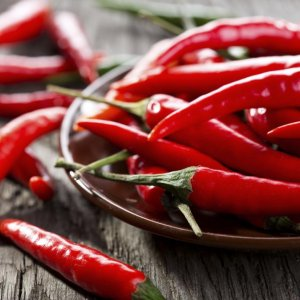 Spicy Food Has Health Benefits