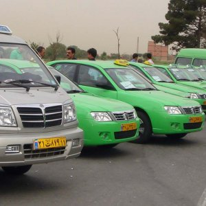 Curbs on Outdated Taxis