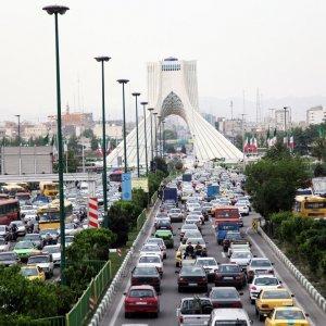Tehran Traffic Woes  & Urban Challenges