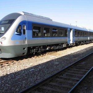 Tehran-Arak Speed Train