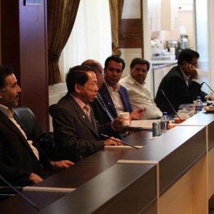 UN Drug officials Visit FDRC Labs