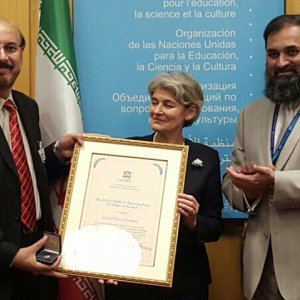 UNESCO's Avicenna Prize for Pak Ethicist