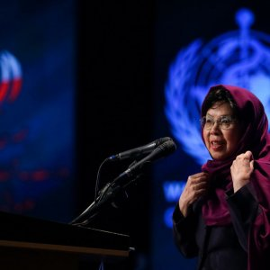 WHO's Chan Hails Healthcare in Iran