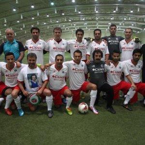 Tehran toHost Artists' Futsal World Cup