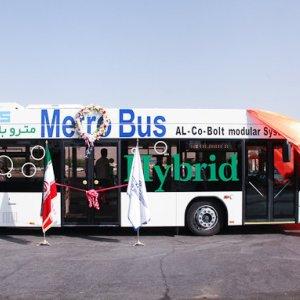 Trolleybuses for Tehran