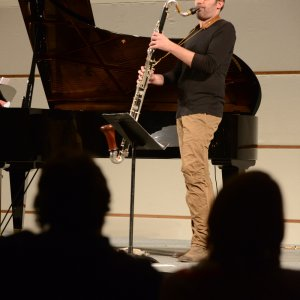 Breathtaking Duet of Clarinet, Piano at Fajr Music Festival
