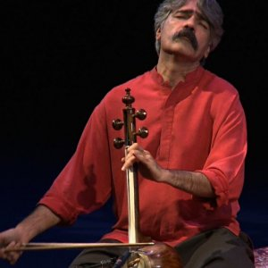 Exuberant Rapid-Fire Performance by Kayhan Kalhor