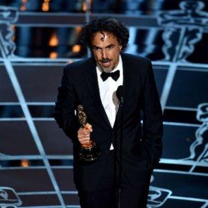 'Birdman', 'Grand Budapest Hotel' Share Oscar Trophies