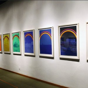 Otto Piene's Tehran Exhibit First in Middle East