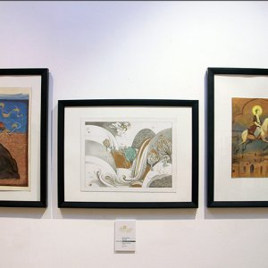 Visual Artworks on 'Prophet of Kindness'
