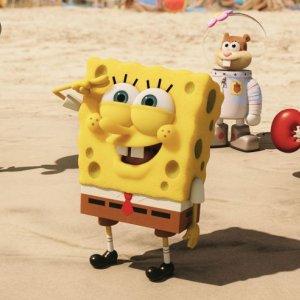 SpongeBob Movie Swamps US Box Office