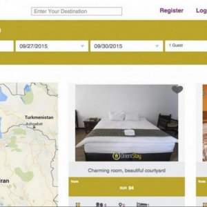 Airbnb-Style Service Deemed Illegal in Tehran