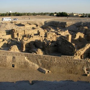 Ancient Artifacts Discovered in Bahrain Fort