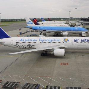 Air Astana to Start Tehran Route