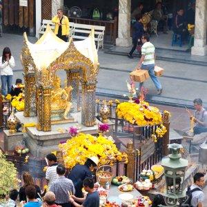 Bangkok Blasts Raise Fears for Tourism