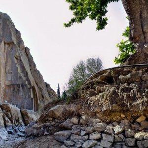 Taq Bostan Springs  in Spotlight