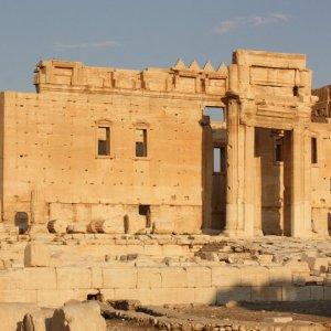 Palmyra Arch Restoration