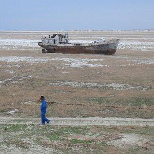 Caspian Sea Level Lowest in 60 Years