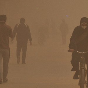 Critical PM10 Level Cripples Khuzestan Province, Again