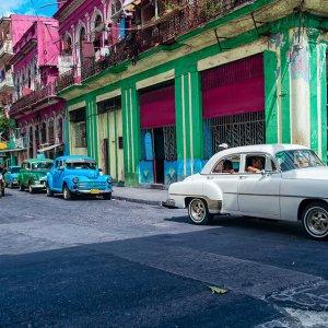 Cuban Tourist Arrivals Up 18%
