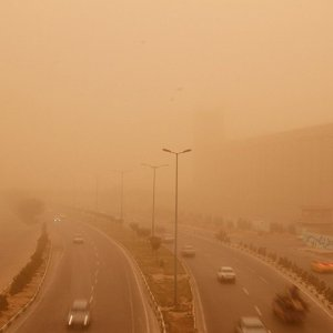 Saudis Not Keen on Fighting Dust Stroms