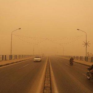 Abadan PM10 Critical