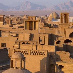 German Journalists Tour Yazd