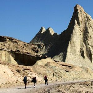 Restoration Work on Qeshm Geopark