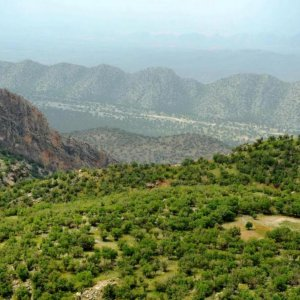 Arzhan, Parishan Nat'l Parks  Under Siege