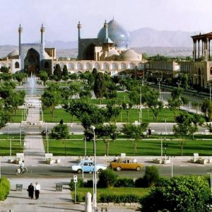 Isfahan Municipality Helping Infrastructure Development