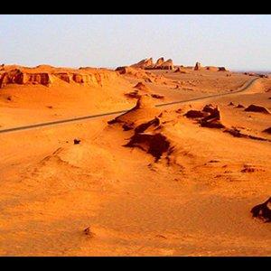 Kerman Desert in Focus