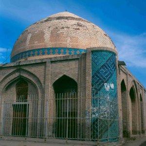 Qazvin Mosque Restored