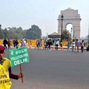 Car Curb Scheme in Delhi