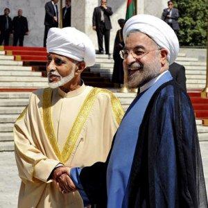 Oman Looking at Iran Market