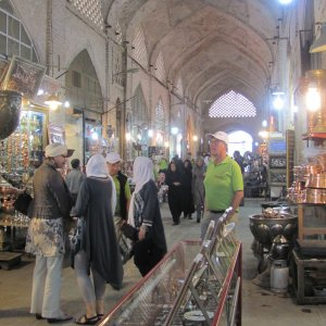 Isfahan Tour Guides, Retailers End Feud