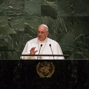 Pope Calls for Upholding Environmental Rights