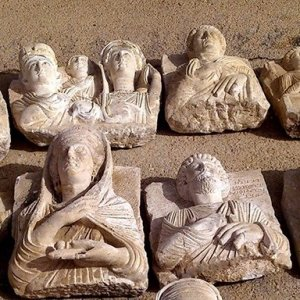 """""""Industrial Scale"""" Looting of Syrian Heritage"""